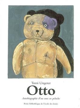 Couverture du livre : Otto : autobiographie d'un ours en peluche