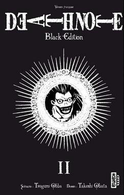 Couverture du livre : Death Note : Black Edition, Tome 2