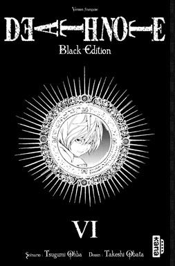 Couverture du livre : Death Note : Black Edition, Tome 6