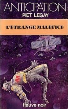 Couverture du livre : FNA -1039- L'étrange maléfice