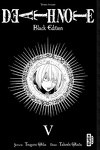 couverture Death Note : Black Edition, Tome 5