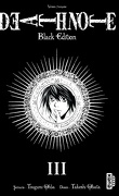 Death Note : Black Edition, Tome 3