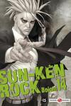 couverture Sun-Ken Rock; Tome 14