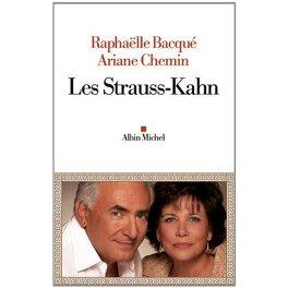 Couverture du livre : Les Strauss-Kahn