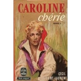 Couverture du livre : Caroline chérie, tome 1