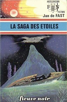 Couverture du livre : FNA -667- La Saga des étoiles