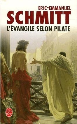 Couverture du livre : L'Évangile selon Pilate