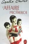 couverture L'affaire Prothero