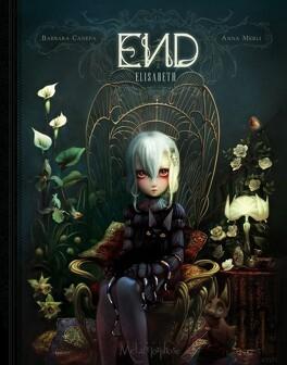 Couverture du livre : END, tome 1 : Elisabeth