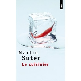 Couverture du livre : Le cuisinier