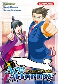 Ace Attorney : Phoenix Wright, Tome 1