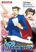 Ace Attorney : Phoenix Wright, Tome 2