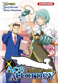 Ace Attorney : Phoenix Wright, Tome 3