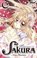 Princesse Sakura, Tome 1