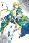 couverture Pandora Hearts, Tome 7