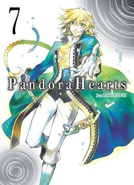 Couverture du livre : Pandora Hearts, Tome 7