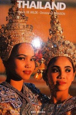 Couverture du livre : Thaïlande