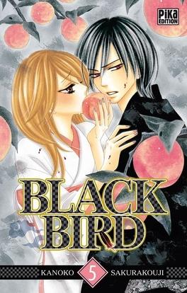 Couverture du livre : Black Bird, Tome 5