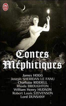 Couverture du livre : Contes méphitiques