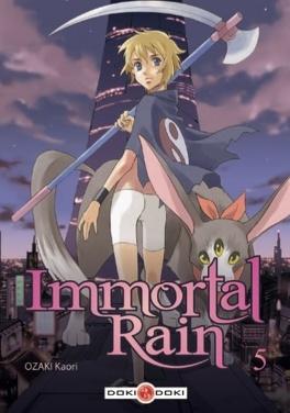 Couverture du livre : Immortal Rain, tome 5