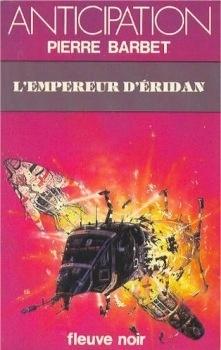 Couverture du livre : L'empereur d'Eridan