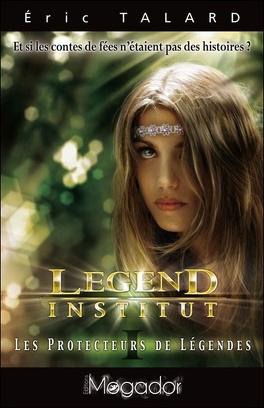 Couverture du livre : legend institut