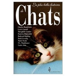 Couverture du livre : Les plus belles histoires de chats