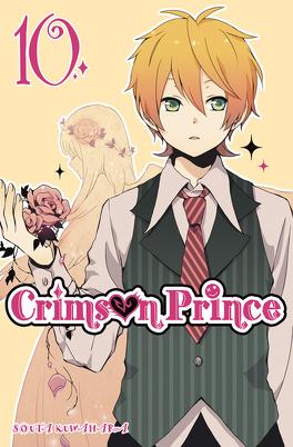 Couverture du livre : Crimson Prince, Tome 10