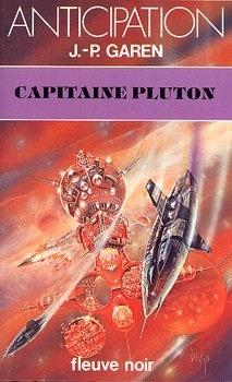 Couverture du livre : Capitaine Pluton