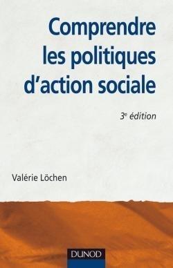 Couverture du livre : Comprendre les politiques d'action sociale