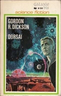 Couverture du livre : Dorsai