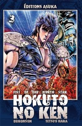 Couverture du livre : Hokuto no Ken - Ken le survivant, Tome 3