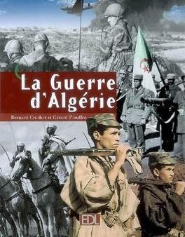 Couverture du livre : La Guerre d'Algérie