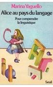 Alice au pays du langage