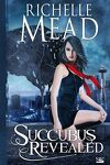 couverture Georgina Kincaid, Tome 6 : Succubus Revealed