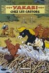 couverture Yakari, tome 3 : Yakari chez les castors