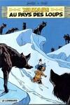couverture Yakari, tome 8 : Au pays des loups