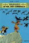 couverture Yakari, tome 14 : Le Vol des corbeaux