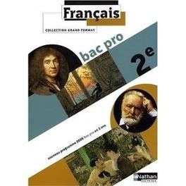 Francais 2nde Bac Pro Livre De Corinne Abensour
