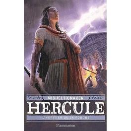 Couverture du livre : Hercule, tome 1 : L'héritier de la foudre
