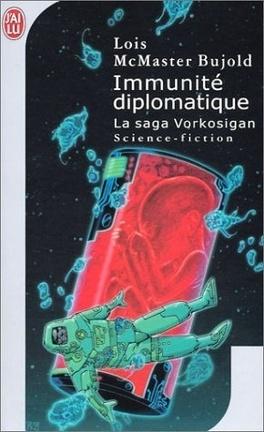 Couverture du livre : Immunité diplomatique