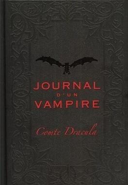 Couverture du livre : Journal d'un Vampire