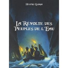Couverture du livre : La révolte des peuples de l'eau