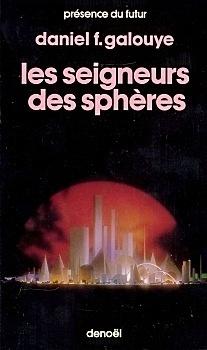 Couverture du livre : Les Seigneurs des sphères