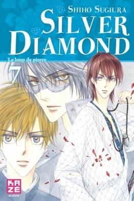 Couverture du livre : Silver Diamond, Tome 7