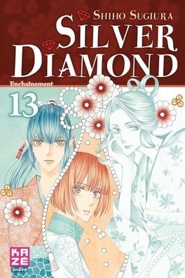 Couverture du livre : Silver Diamond, Tome 13