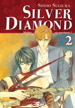 Couverture du livre : Silver Diamond, Tome 2
