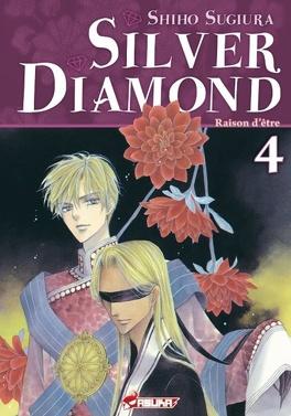 Couverture du livre : Silver Diamond, Tome 4