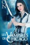 couverture Les Vampires de Chicago, Tome 5 : Morsures en eaux troubles