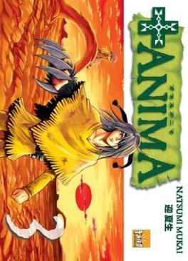 Couverture du livre : +Anima, Tome 3